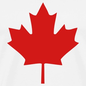 Canada maple T-Shirts - Men's Premium T-Shirt