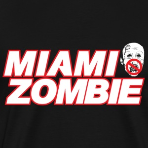 Miami Zombie - Men's Premium T-Shirt