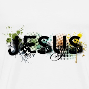 Jesus name - Men's Premium T-Shirt