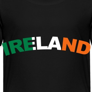 Ireland Toddler Shirts - Toddler Premium T-Shirt