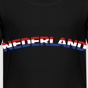 Nederland Toddler Shirts - Toddler Premium T-Shirt