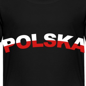Polska Toddler Shirts - Toddler Premium T-Shirt