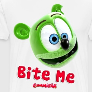 Bite Me T-Shirts - Men's Premium T-Shirt