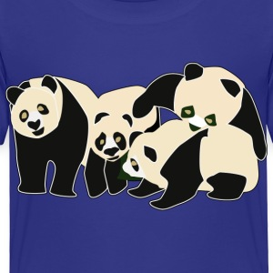 Pandas - Toddler Premium T-Shirt
