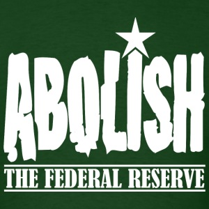 Abolish The Fed Heavyweight T - Men's T-Shirt