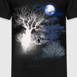 HOWLING MOON Toddler Shirts - Toddler Premium T-Shirt