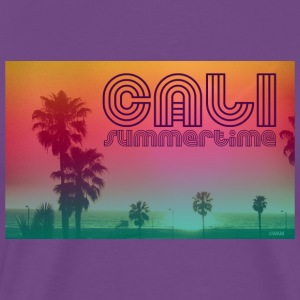 california summertime T-Shirts - Men's Premium T-Shirt
