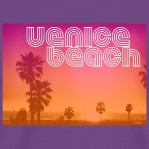Venice beach T-Shirts - Men's Premium T-Shirt