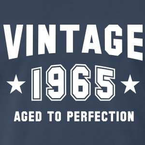 VINTAGE 1965 - Birthday T-Shirt WN - Men's Premium T-Shirt