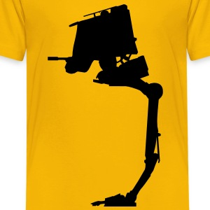 AT-ST Walker - VECTOR Kids' Shirts - Kids' Premium T-Shirt