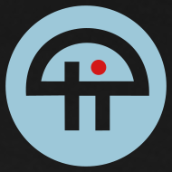 Design ~ Men's Single-Sided Logo Tee (Heavy Weight)