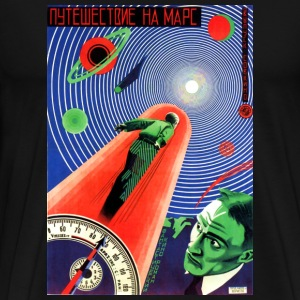 Journey to Mars - Men's Premium T-Shirt