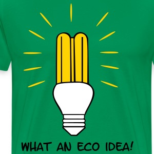 Eco Idea! T-Shirts - Men's Premium T-Shirt