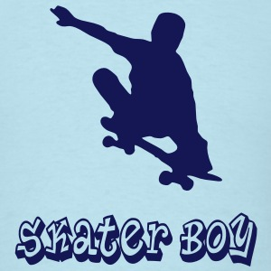 skater boy T-Shirts - Men's T-Shirt