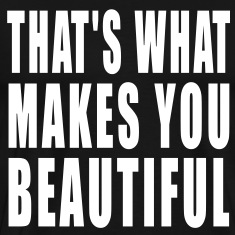 thats what makes you beautiful T-Shirts