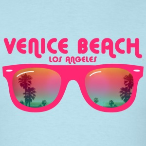 Venice beach los angeles T-Shirts - Men's T-Shirt
