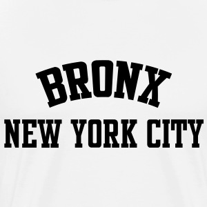BRONX, NEW YORK CITY T-Shirts - Men's Premium T-Shirt
