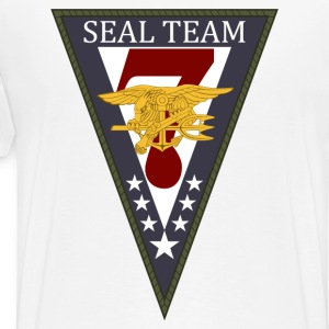 SEAL Team 7 T-Shirts - Men's Premium T-Shirt