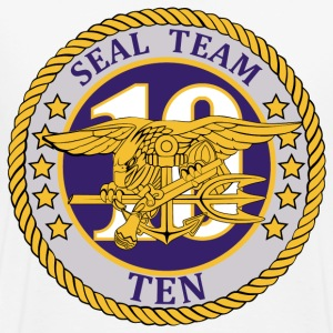 SEAL Team 10 T-Shirts - Men's Premium T-Shirt