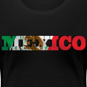 Mexico - Women's Premium T-Shirt