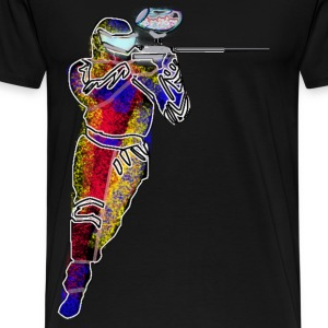 Paintball - Men's Premium T-Shirt
