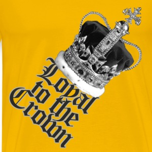 Loyal to the British Crown - Men's Premium T-Shirt