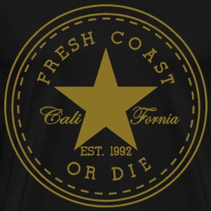 Fresh Coast GOLD EDITION Seal of Approval - Men's Premium T-Shirt