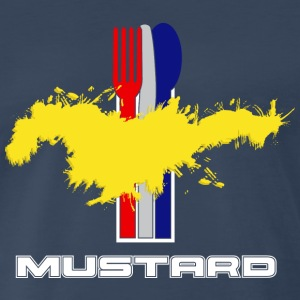 Mustard Heavyweight T-Shirt - Men's Premium T-Shirt