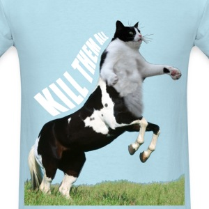 OF Centaur Cat Kill Them All - Men's T-Shirt