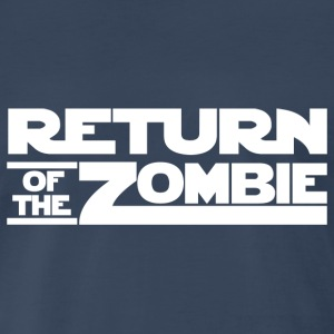 Return of the Zombie - Men's Premium T-Shirt
