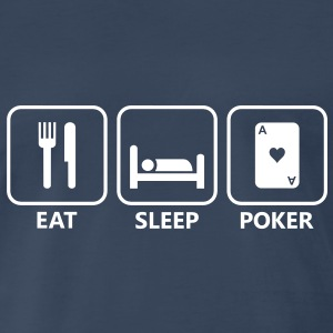 Poker T-Shirt - Men's Premium T-Shirt