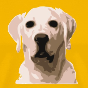 labrador retriever T-Shirts - Men's Premium T-Shirt