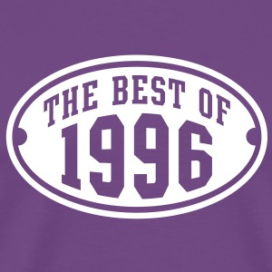 THE BEST OF 1996 Birthday Anniversary T-Shirt WP - Men's Premium T-Shirt