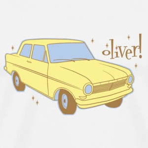 Oliver the Opel Kadett T-Shirts - Men's Premium T-Shirt