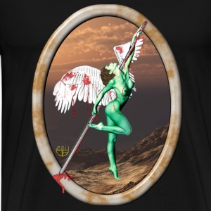 Green Angel - Men's Premium T-Shirt