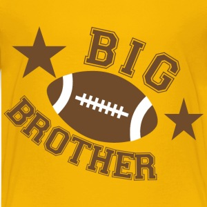 Big Brother Football Shirts - Kids' Premium T-Shirt