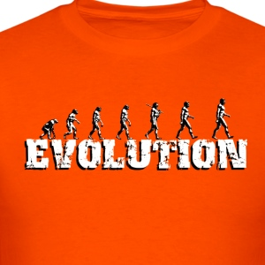 Evolution T-Shirts - Men's T-Shirt