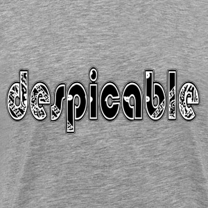 Despicable Tee - Phncn MRchntz - Men's Premium T-Shirt