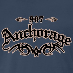 Anchorage 907 Heavyweight T-Shirt - Men's Premium T-Shirt