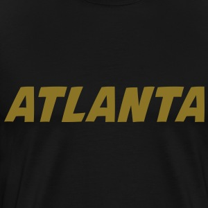 ATLANTA T-Shirts - Men's Premium T-Shirt