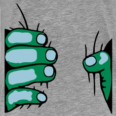 Big Hand Smasher T-Shirts