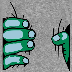 Big Hand Smasher T-Shirts - Men's Premium T-Shirt