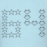 Design ~ Stars and Foxes and a Sixty-Four for Guys