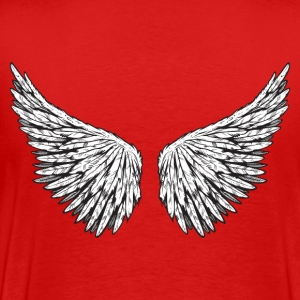 Angel Wings T-Shirts - Men's Premium T-Shirt