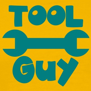 TOOL GUY with a spanner good for a mechanic! T-Shirts - Men's Premium T-Shirt
