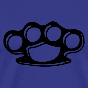 Brass Knuckles - Mens - Men's Premium T-Shirt