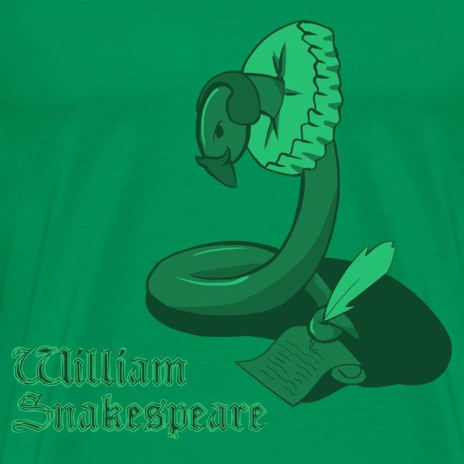 William Snakespeare