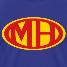 Hodgy MH Superhero T-Shirts