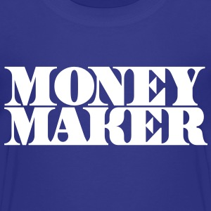 money maker in cash font Baby & Toddler Shirts - Toddler Premium T-Shirt