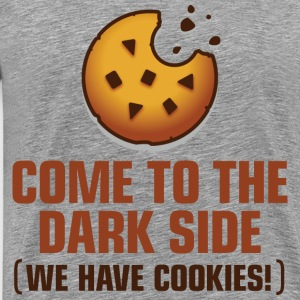 Come To The Darkside 1 (dd)++ T-Shirts - Men's Premium T-Shirt